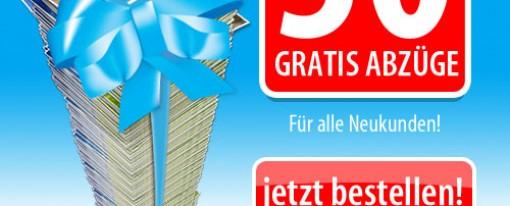PIXUM : 50 Gratis Foto Abzüge ! (Im Deutschland)