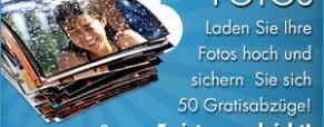 SNAPFISH (DE) : 50 gratis FotoAbzüge !