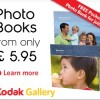 KODAK GALLERY (UK) : 40 free photo prints offered when you register !