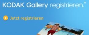 KODAK GALLERY (DE) : 50 kostenlos Foto Abzüge !