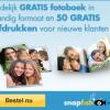 SNAPFISH (NL) : 50 gratis afdrukken