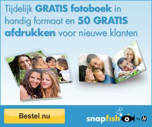 50 gratis afdrukken Snapfish