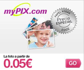 0.05 euro por foto